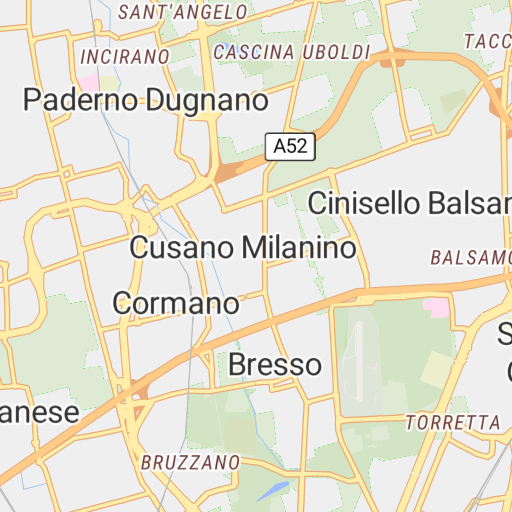 Milan, Italy - Avenza Systems Inc. - Avenza Maps