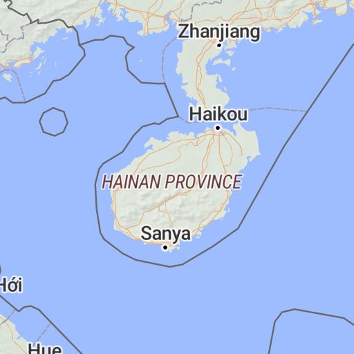 Vietnam South 1:900,000 - ITMB - ITMB Publishing Ltd  - Avenza Maps