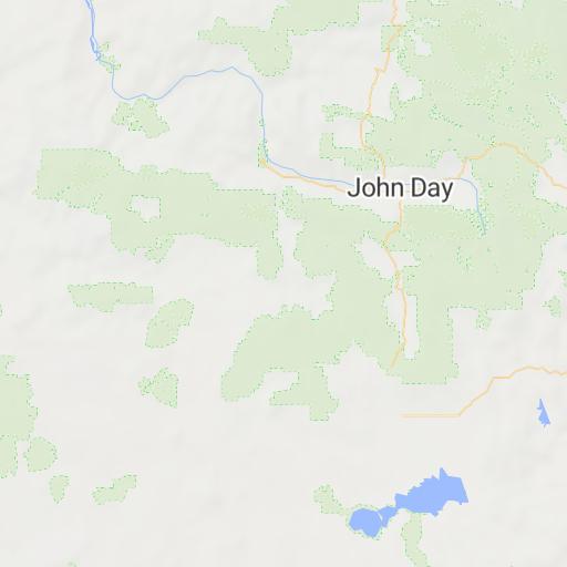 Central Oregon Rockhounding Map - US Forest Service R6 - Avenza Maps